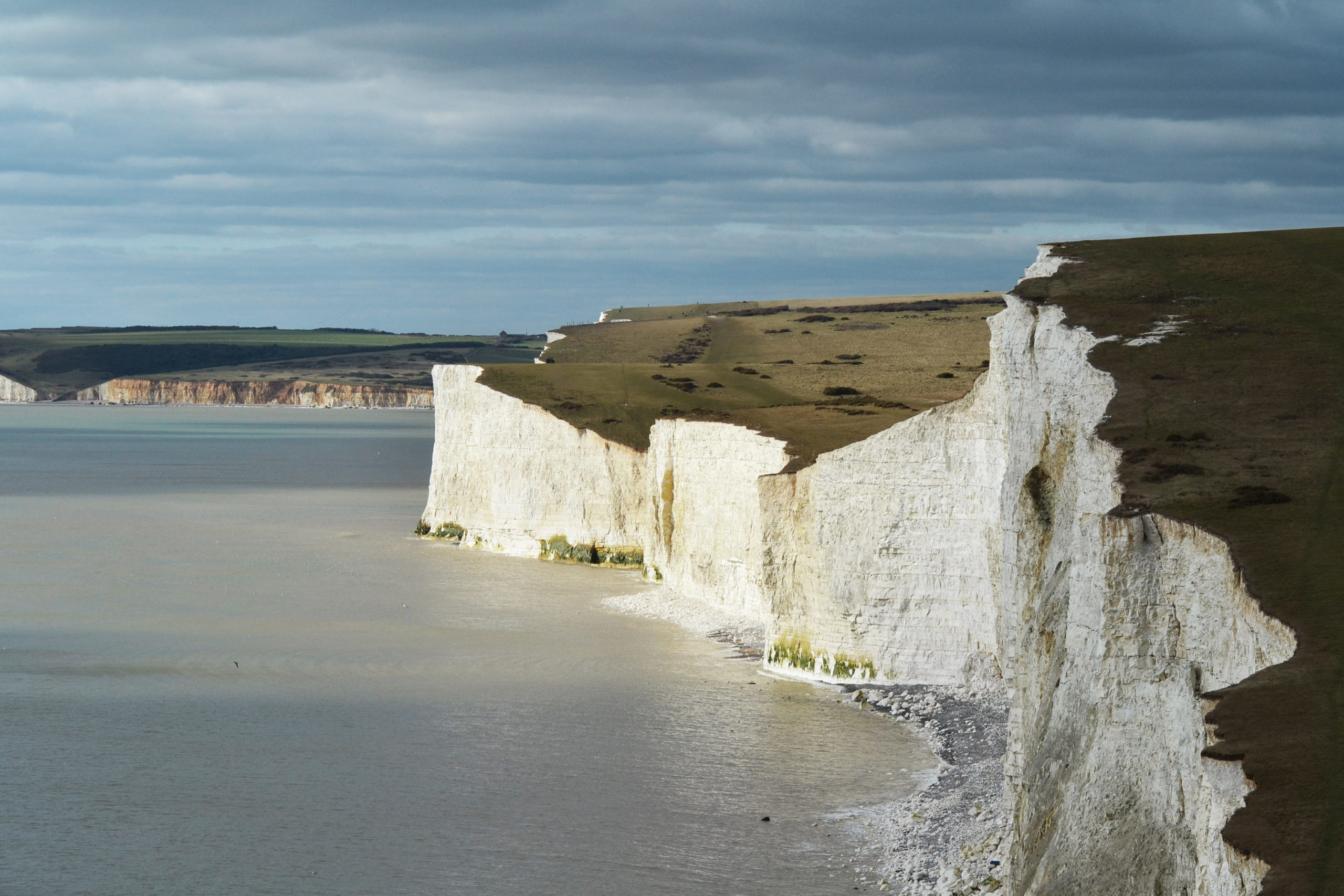 Seven Sisters Cliffs // video