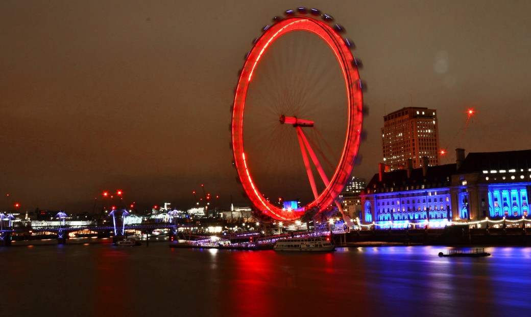 NIGHT LONDON // photogallery