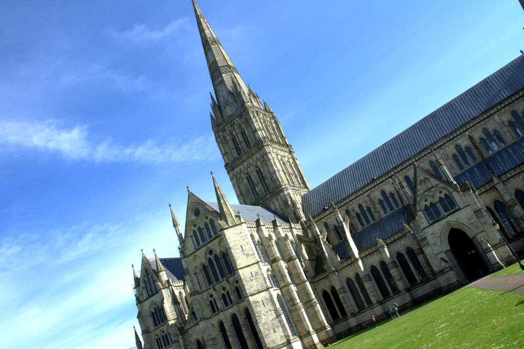 Salisbury Cathedral, England, United Kingdom